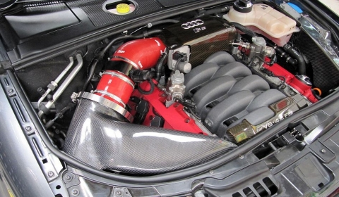 Revolution Releases Pipercross Audi RS4 4.2 V8 Carbon Airbox Kit