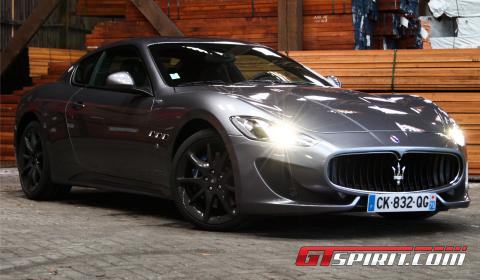 Road Test 2012 Maserati GranTurismo Sport 01