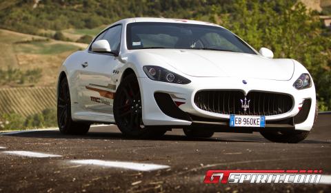 Road Test Lamborghini Gallardo Super Trofeo Stradale vs Maserati GranTurismo MC Stradale 02