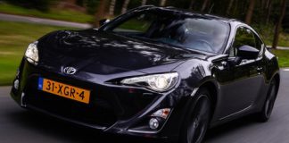 Road Test Toyota GT86