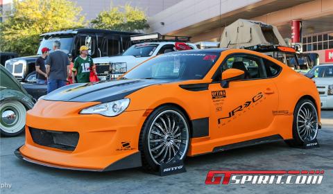 SEMA Motor Show 2012 Tuner Cars Part 1