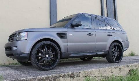 Range Rover Chantilly >> Range Rover Sport HSE by Six10Motoring - GTspirit