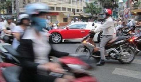 Supercars in Vietnam