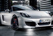 TechArt Aerodynamic Kit for Porsche 981 Boxster S