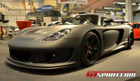 Tuning Cars at Essen Motor Show 2012