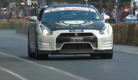 Video Targa High Country 2012 Overview
