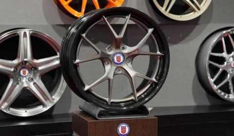 HRE Carbon Fiber Wheel SEMA 2012