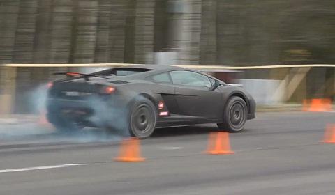 1730whp Lamborghini Gallardo Superleggera by Total Race