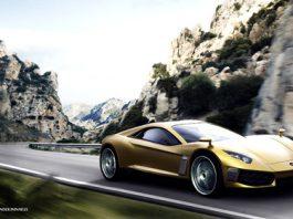 Stunning Next-Gen Lamborghini Design Concept