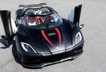 For Sale: 2011 Koenigsegg Agera X