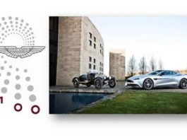 Aston Martin Celebrates its First 100 Years in 2013