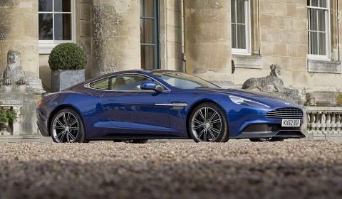 Aston Martin Vanquish Details