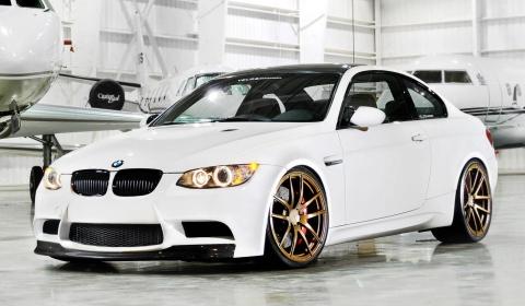 BMW E92 M3 by Velos Designwerks