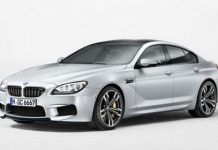BMW M6 Gran Coupe Official Images Leaked Ahead Official Debut