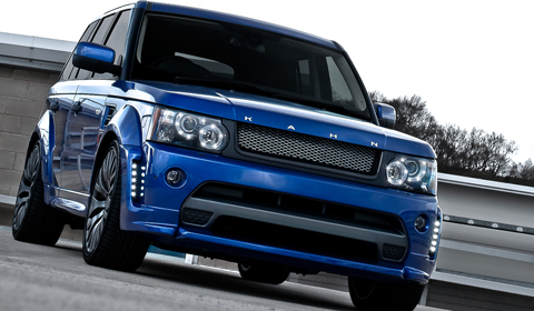 Range Rover RS300 Cosworth Edition by Kahn Design