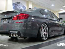 Grigio Telesto Grey BMW F10M M5