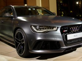 First Live Images 2013 Audi RS6 Avant