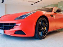 For Sale One-off Ferrari FF Czech Edition at SF Motors Showroom