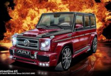 Widebody Mercedes-Benz G63/G63 AMG by A.R.T