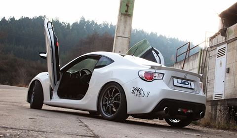 LSD-Doors Available for Toyota GT86 01