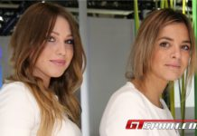 Girls at Bologna Motor Show 2012