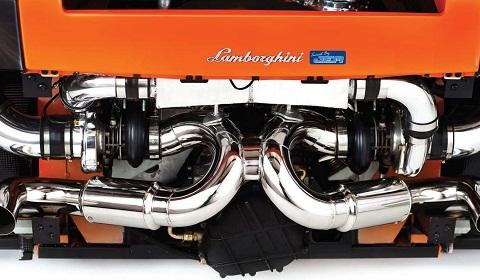 JEM Lamborghini Gallardo Twin Turbo System