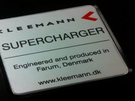 Kleemann Supercharger for 63 AMG Models