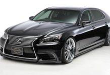 Lexus LS Executive Line by Wald International