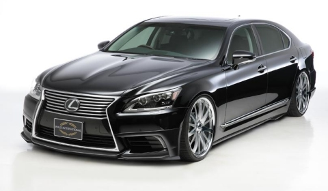 Lexus LS Executive Line by Wald International