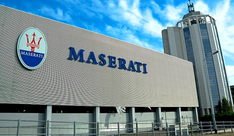 Maserati Factory Tour Part 1