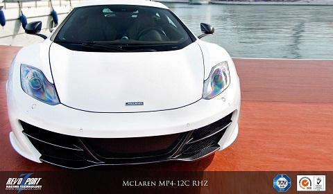 McLaren MP4-12C by Revozport