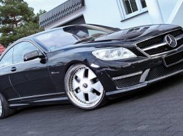 Mercedes-Benz CL 63 AMG by PP Exclusive
