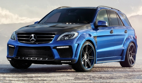 Mercedes-Benz ML 63 AMG by TopCar