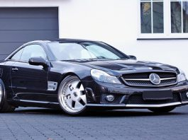 Mercedes-Benz SL 65 AMG by PP Exclusive