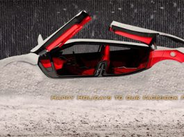 Merry Christmas From Supercar Manufacturers
