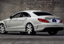 Misha Designs Mercedes-Benz CLS with Forgiato Wheels