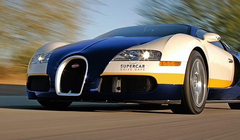 New Bugatti Veyron Driving Experience in 2013 01