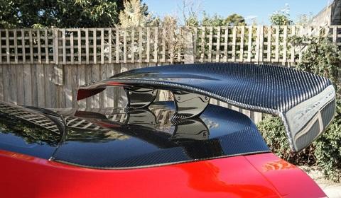 Nissan GT-R by RevoZport