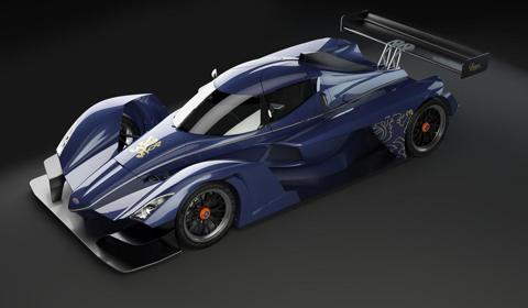 Official: Praga R1 racer