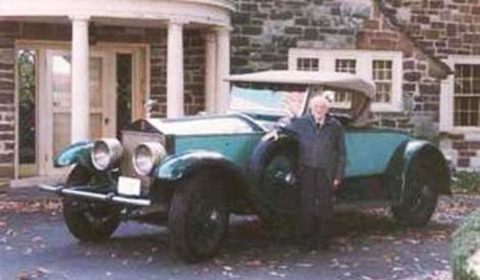 Man Drives a Rolls-Royce More Than 77 Years