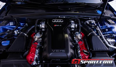 Road Test 2013 Audi RS4 Avant 03