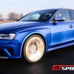 Road Test 2013 Audi RS4 Avant