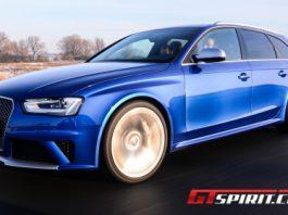Road Test 2013 Audi RS4 Avant