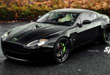 SR Auto Project Kro Aston Martin V8 Vantage