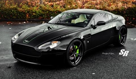 Aston Martin on Sr Auto Project Kro Aston Martin V8 Vantage