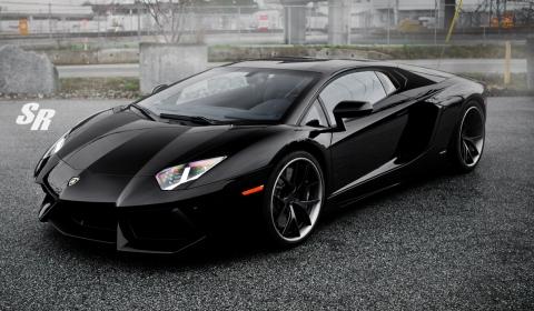 SR Auto Project Verus Lamborghini Aventador