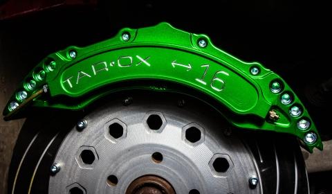 Tarox Motorsport 400mm Brake Kit for Audi RS4 B7 01