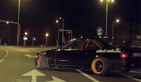 Polish BMW Drifters in BMW E30 3-Series