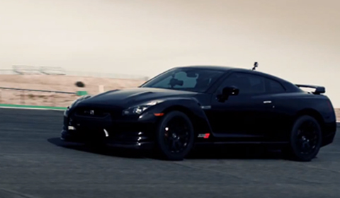 Nissan GT-R Alpha 12 by AMS Performance driven