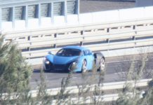 Spyshots: Marussia B2 caught testing